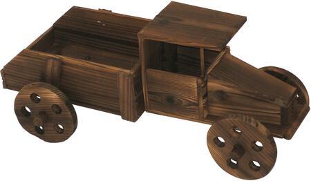 """BAR254S 11"""""""" Wooden Truck"""" 428496"""