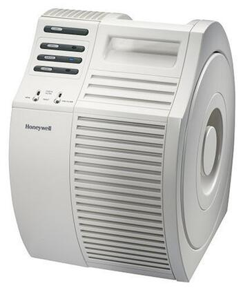 17000 Permanent Pure HEPA Quietcaire Air Purifier  with Quiet Mode  Three Speeds  and Filter