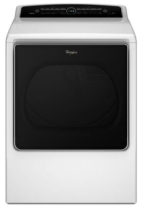 WED8500DW 8.8 cu. ft. High-Efficiency Electric Dryer with Advanced Moisture Sensing  Quad Baffles  EcoBoost Option in 371308