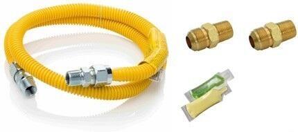 UGASKIT 4' Gas Appliance Installation