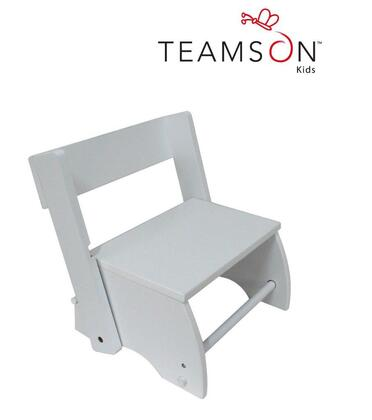 W-6125A Teamson Kids - Windsor Step Stool -