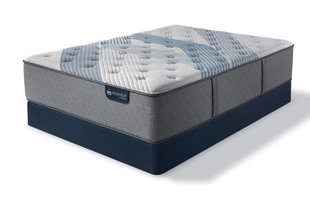 iComfort Hybrid 500821832-FMF Set with  Blue Fusion 3000 Plush Full Size Mattress +