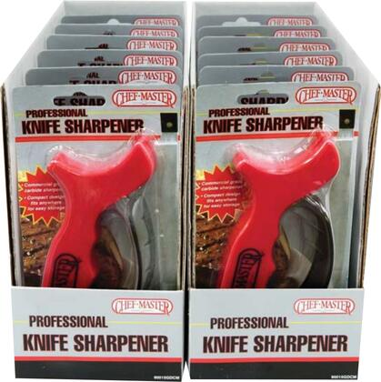 90015GDCM01 12 Pack of Professional Knife Sharpeners