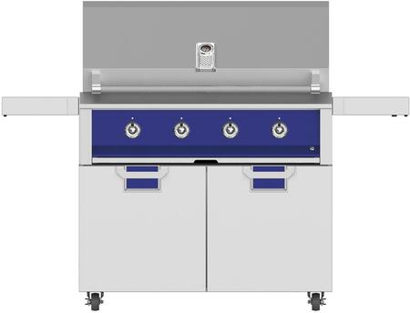 2-Piece Outdoor Kitchen Appliance Package with 42