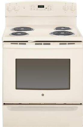Click here for JB255DJCC 30 Freestanding Electric Range with 5 cu... prices