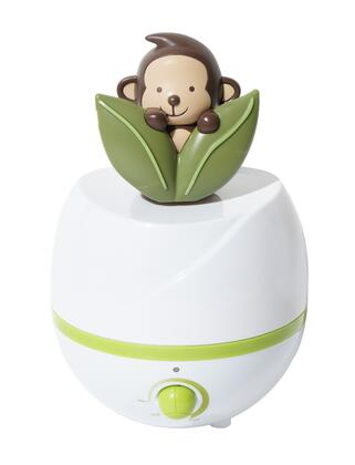 SU2541 Adorable Monkey Ultrasonic Humidifier Cool Mist Control and Auto 383707