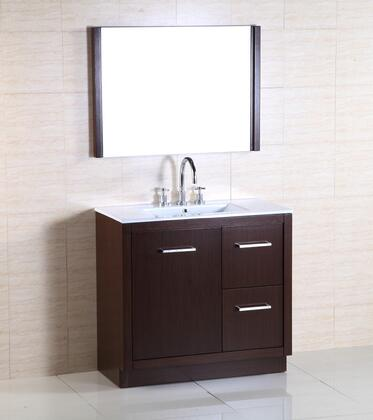 502001A Collection 502001A36SET 2 PC Vanity Set with 36
