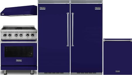 6 Piece Kitchen Appliance Package 36