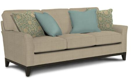 Perspectives Collection 4445-3/8510-82/4053-31/5594-34 80 inch  Sofa with Pillows Included  DuraCoil Reversible Seat Cushions  Non-Sag Springs and Tapered Feet in