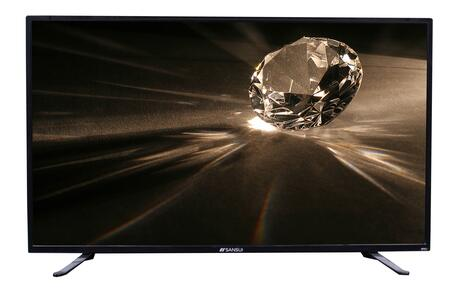 SLED6516 65 inch  Accu E-LED LCD Series TV with 4K Display  120Hz Refresh Rate  Integrated Digital Tuner and 3D Comb