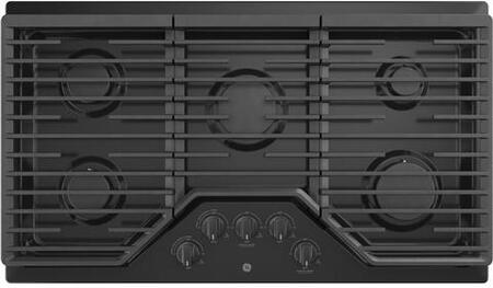GE JGP5036DLBB 36 Built-In Gas Cooktop