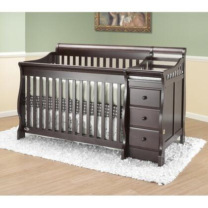 315ES Michelle Crib'n'Bed Convertible Crib in