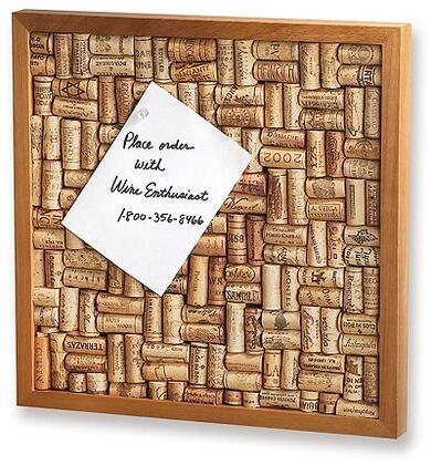 03401201 Wine Cork Board