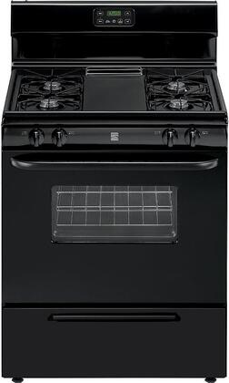 73039 30 Freestanding Gas Range with 4 Burners  4.2 cu. ft. Oven Capacity  Broil & Serve Drawer and Steel Grates in