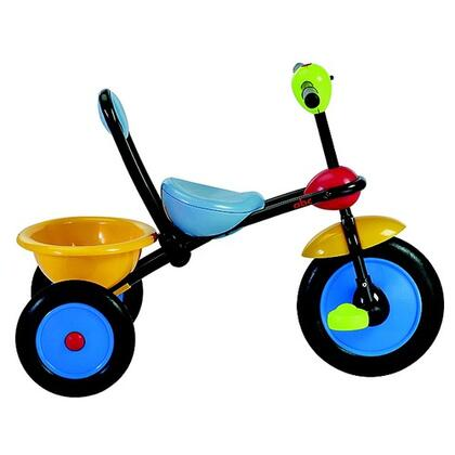 0002 Tricycle ABC with Tipper - Multi