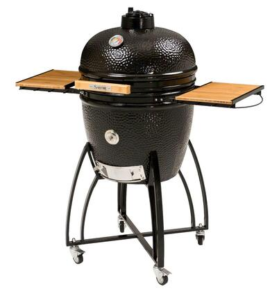 SGUB19-CGOB+SGUB19-KSC Package Including Lg 19 inch  Bronze Saffire Grill and Bronze Cart Kit in Onyx