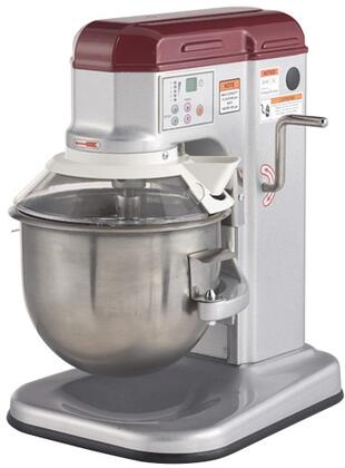 AXM7 7 Quart Mixer with Capacity of 7 Quarts  3 Speeds  Digital Timer  in Stainless