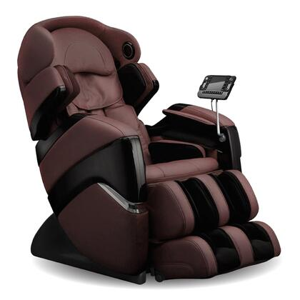OS-3D PRO-CYBER-B Massage Chair with 3D Massage Technology  2 Stage Zero Gravity Recline  Accupoint Technology and MP3 Connection in