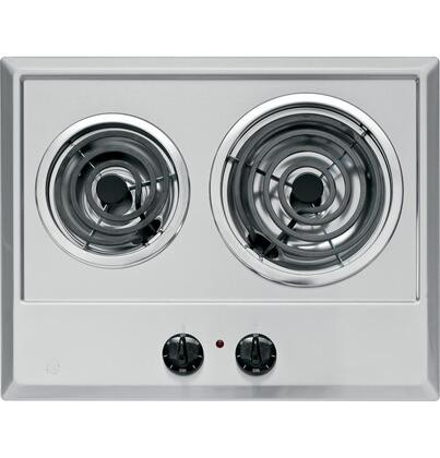 Click here for JP201CBSS 21 Coil Electric Cooktop with Two Heatin... prices