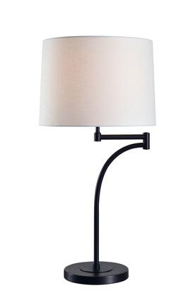 Seven 33078ORB Table Lamp with 3 Way Socket Switch  14