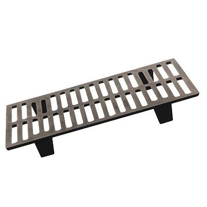 G26 Small Cast Iron Fireplace Grate - For Small Logwood Cast Iron Wood Burning