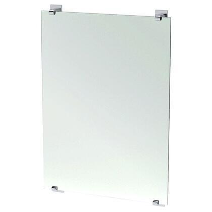 1595 Elevate 32 in. x 22 in. Frameless Mirror in