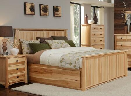 Adant5071kit Adamstown 4 Piece Bedroom Set With Queen Sized Storage Bed  Dresser  Mirrror  And