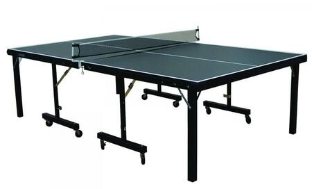 T8288 INSTA-PLAY Foldable InstaPlay Technology Table-Tennis Table with Ball Bearing Casters  STIGA 66