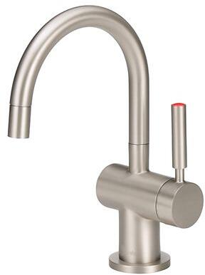 FH3300 SN Indulge Series Modern Hot and Cool Faucet  in Stain Nickel