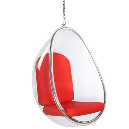 FMI9237-RED Balloon Hanging Chair