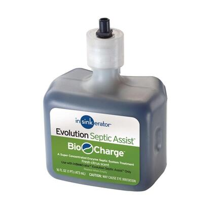BIO-CG Bio-Charge Cartridge Replacement for Evolution Septic Assist