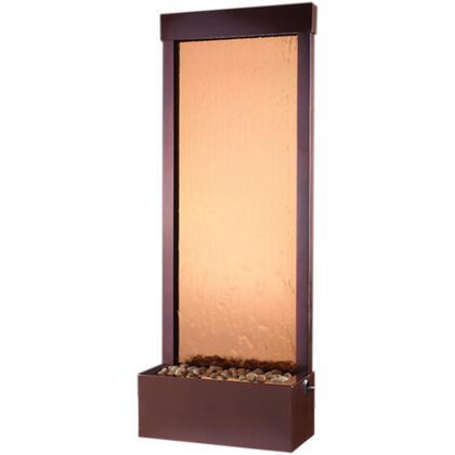 GF4DB Gardenfall Series 4' Dark Copper With Bronze Mirror Surface & Dark Copper