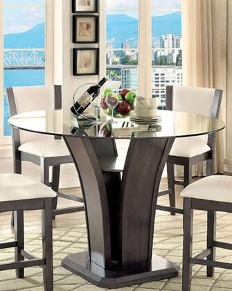 Manhattan III Collection CM3710GY-PT-TABLE 48