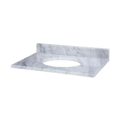 MAUT250WT_Stone_Top__25inch_for_Oval_Undermount_Sink__in_White_Carrara