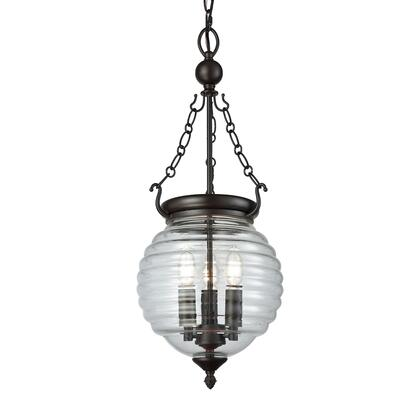 565403_Crosswell_3Light_Chandelier_in_Oil_Rubbed_Bronze_with_Clear_Beehive