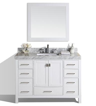 Malibu Collection PVN-MALIBU-60-SNG-WH-UND-WH-M 60