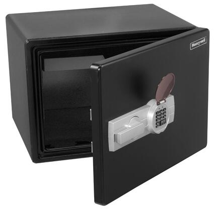 2204 Water Resistant Steel Fire & Security Safe with Programmable Digital Lock  Lighted LED Display and 2 Live Door
