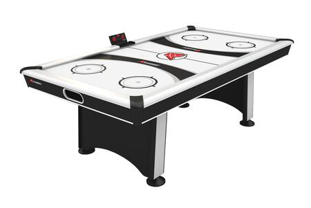 G03510W Blazer 7' Air Hockey Table with 5