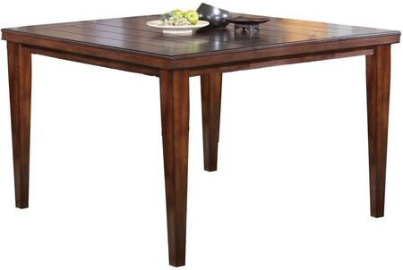 Urbana Collection 00680 54 Counter Height Table with 18