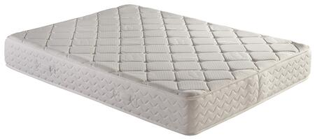 M46013 Classic Pocketed Coil Full Mattress with High Density Structural Foam  5