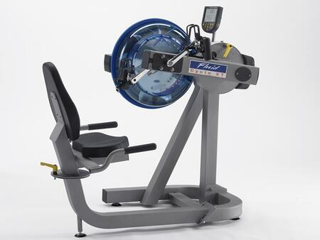 Evolution Series XT-E720 Cycle X Trainer Ergometer with 20 Levels of Variable Fluid Resistance  Dual Function for Lower and Upper Body and Interactive