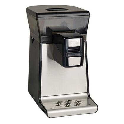 44600.0001 My Cafe MCR Single Serve Brewer with Two Dispenser Sizes  Energy Saver Mode  Removable Dishwasher Safe Water Reservoir and ADA Compliance in Black: 521005