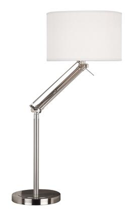 20122BS Hydra Table Lamp in Brushed Steel thumbnail