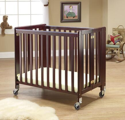 1188C Lilly Commercially Rated Portable Crib in
