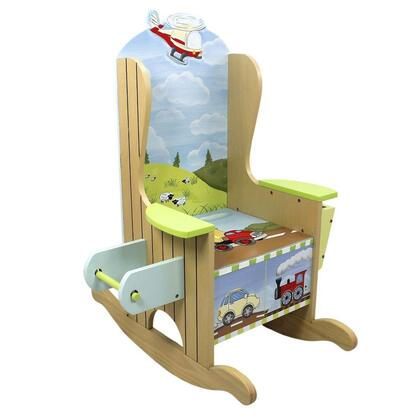 W-9945A Fantasy Fields - Transportation Potty