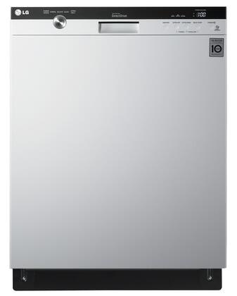 """LDS5540WW 24"""""""" Semi-Integrated Dishwasher with Flexible EasyRack Plus System  48 dBA LoDecibel Operation  SmartDiagnosis System  14 Places Settings  SenseClean"""" 290647"""