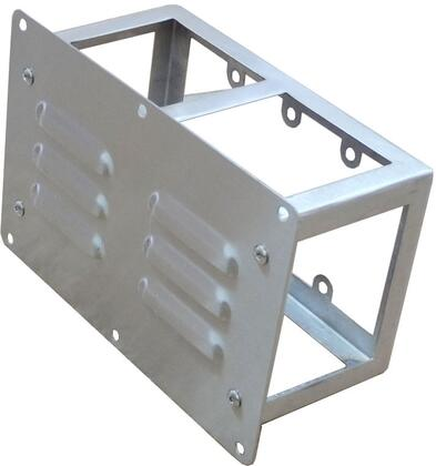 VENT-GBOX Stackable Vent Box in Stainless