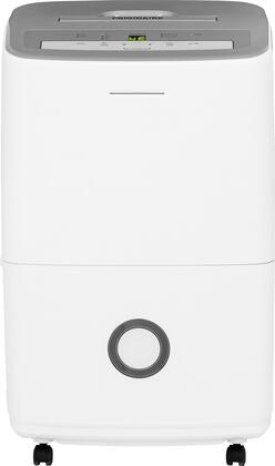 Frigidaire FFAD7033R1 Dehumidifier with 3 Fan Speeds, Push-Button Electronic Controls, Adjustable Humidity Settings, Automatic Shut-Off, ENERGY STAR and Continuous Drain Option: 70 Pint Capacity FFAD7033R1