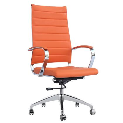 FMI10078-orange Sopada Conference Office Chair High Back