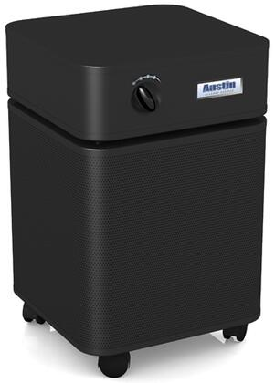 B405BLK Allergy Machine Air Purifer  60 Sq. Ft. Medical Grade True HEPA  3 Fan Speeds  5 Years Filter Life  Solid Steel Construction  CSA and UL Approved and 357199